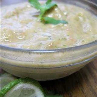 Green Avocado Salsa