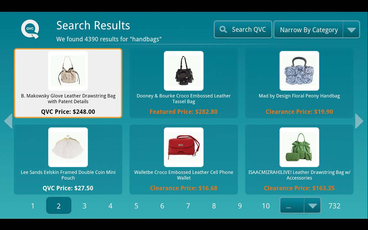 QVC for GoogleTV (US)- screenshot