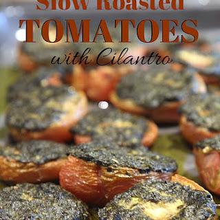 Roasted Tomato, Corn and Shrimp Quesadillas