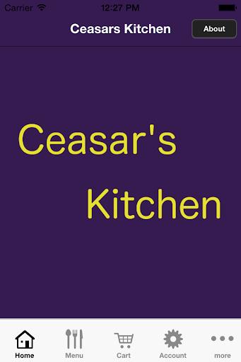 Ceasars Kitchen