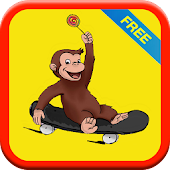 Monkey CuriousGeorge Wallpaper
