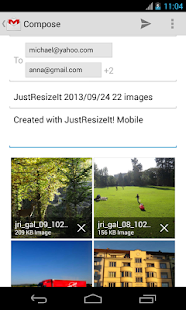 JustResizeIt! free- screenshot thumbnail