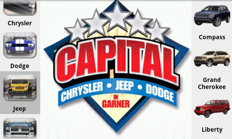 Capital CJDR- screenshot