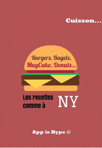 New York : recettes de cuisine