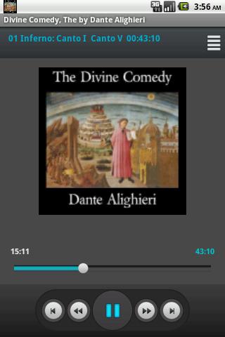 Audiobook: The Divine Comedy