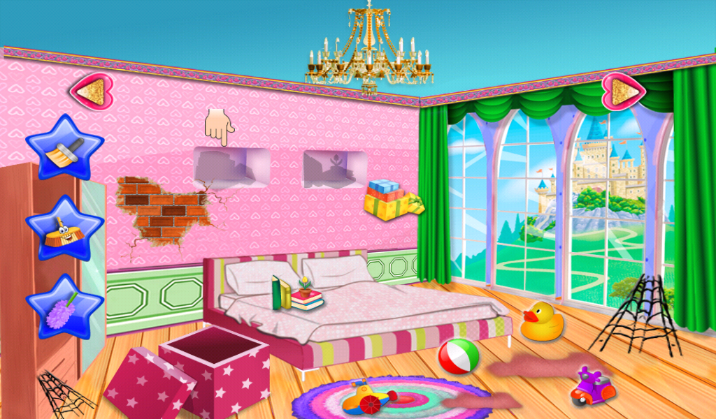 Princess Baby Room Cleaning Android Apps on Google Play