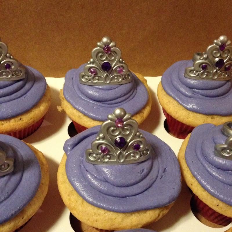 Gluten Free Egg Free Princess Sofia Cupcakes Kupwich