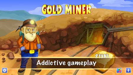 Gold Miner Deluxe 1.2.4 screenshot 356027