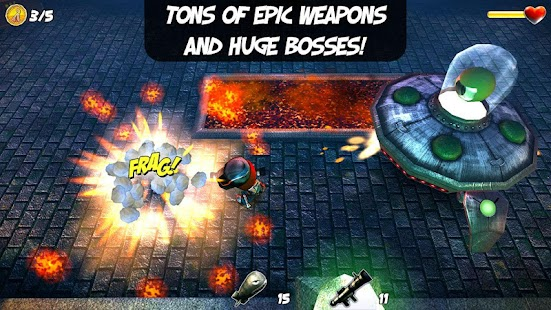Clash of Puppets hack n slash- screenshot thumbnail