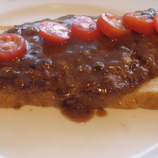 Beef Cubed Steak and Gravy.