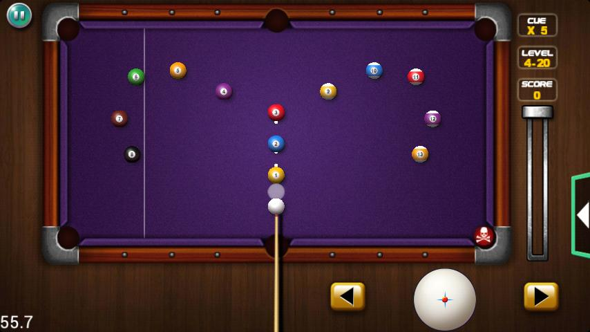 Pocket Pool Pro - screenshot