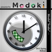 ModokiClock ModelSnake