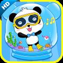 환상의 크리스털-유아교육BabyBus icon