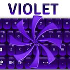 Keyboard Violet