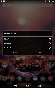 DarkMTRL ThyrusHolo CM11 Theme v4.1