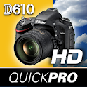 Nikon D610 from QuickPro icon