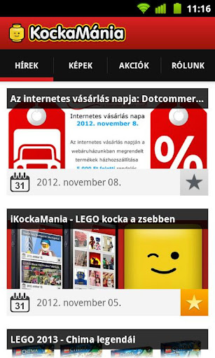 LEGO - KockaMania