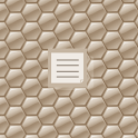 Honeycomb Memo icon