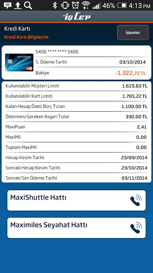 İşCep - screenshot