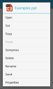 File Explorer Pro screenshot 4