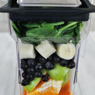 My Favorite Breakfast Smoothie.