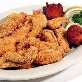 Will's Spicy New Orleans Catfish Fries