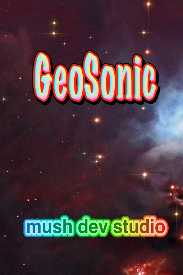 GeoSonic- screenshot
