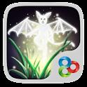 The Bat Elf GO Launcher Theme icon