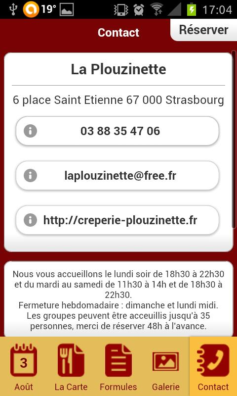 La Plouzinette - screenshot