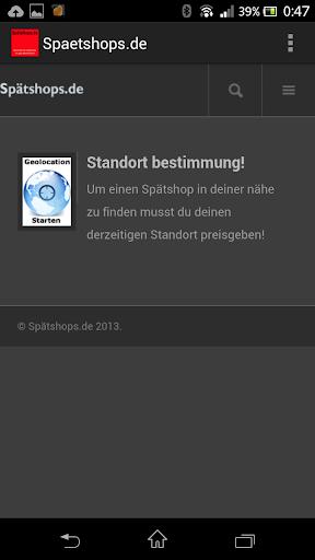 3. Spätshops.de Spätshops App