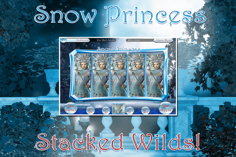 Snow Princess Slot Machine