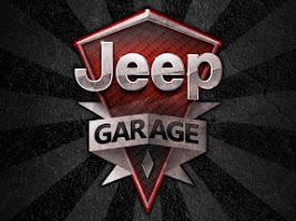 Screenshot of Jeep Garage