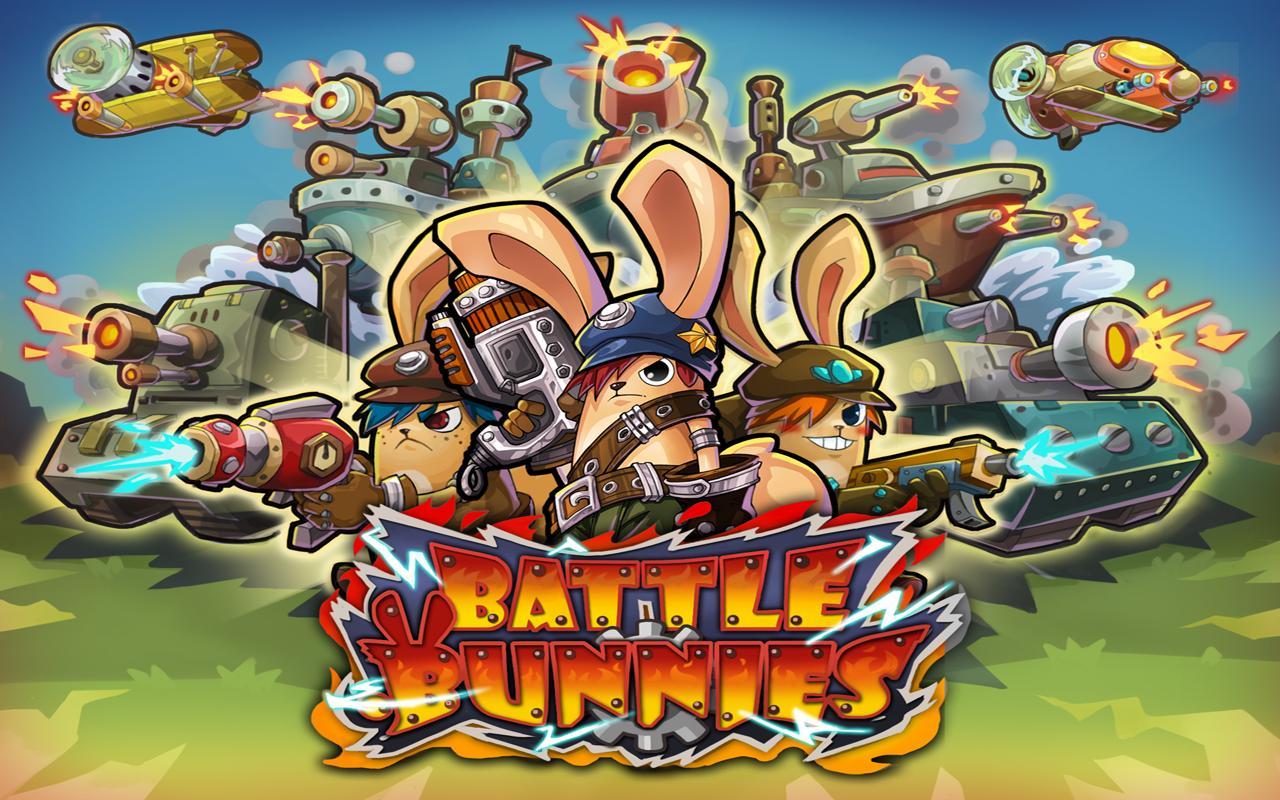 Battle Bunnies - screenshot