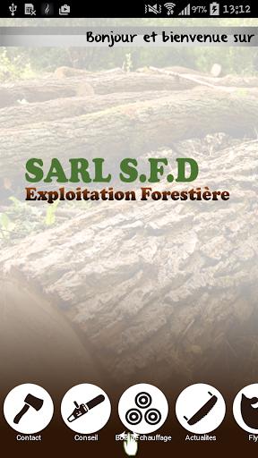SFD Bois de chauffage