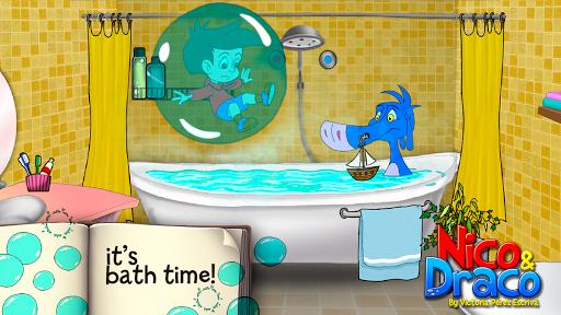 Nico Draco: Bath time