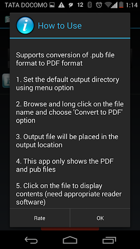 【免費商業App】Publisher to PDF Converter-APP點子
