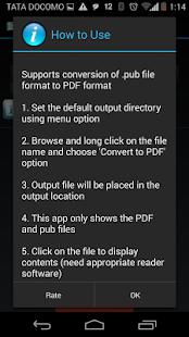 玩免費商業APP|下載Publisher to PDF Converter app不用錢|硬是要APP