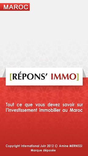 REPONS' IMMO ®