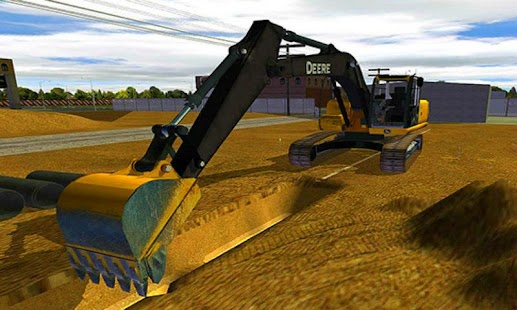 Construction Farming Sim