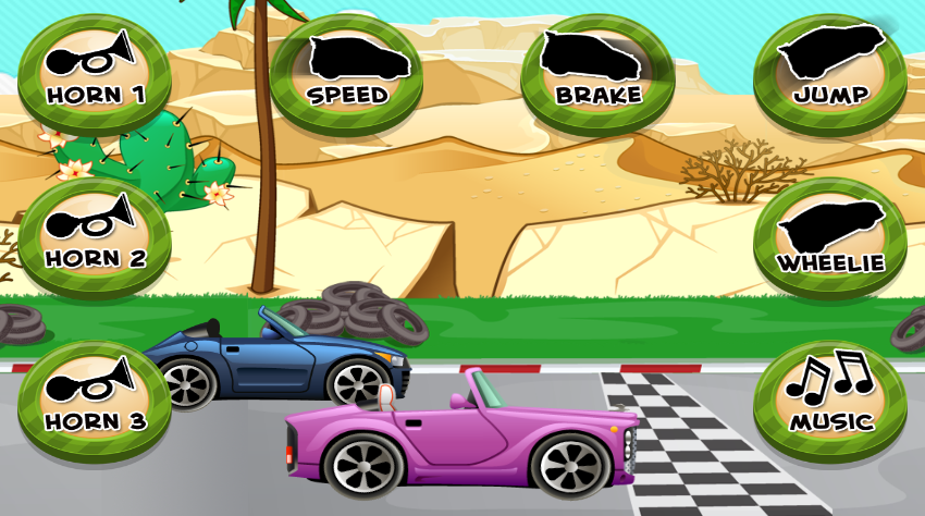 Adventure Car Racing Games Play