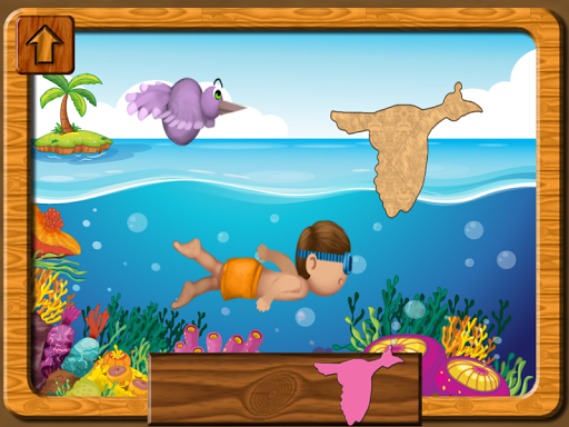 Kids Animated Puzzle for PC