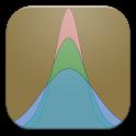 Normal Distribution Calculator icon