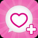 【戀愛絮語LoveTalk +】細說你的愛情故事 logo