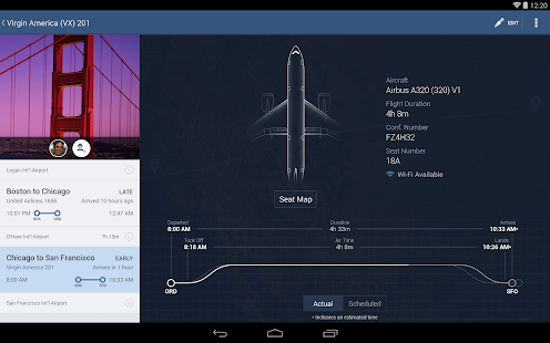 FlightTrack 5 - screenshot thumbnail
