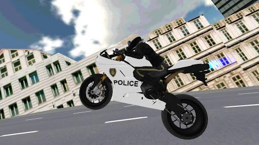 Police Motorbike Simulator 3D 1.14 screenshots 7
