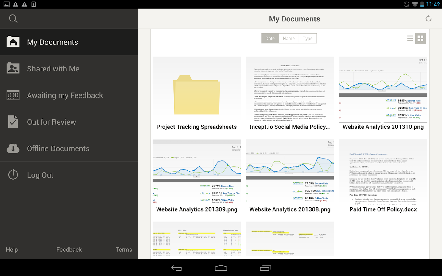 Amazon workdocs android apps on google play