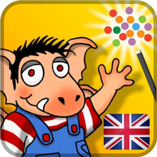 UK - Little Monster At School Android APK Download Free By Wanderful, Inc.