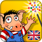 UK - Little Monster At School icon