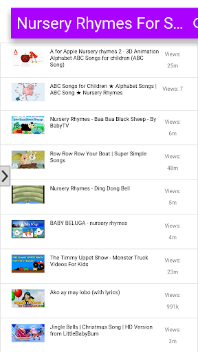Nursery Rhymes Small Kids Pro