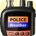 Scanner & Weather Radio icon